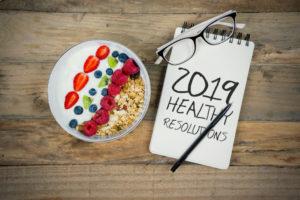 health resolutions